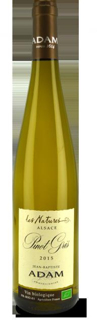 "Alsace Pinot Gris ""Les Natures"" 2015"