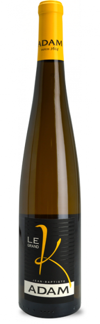 "Alsace Grand Cru Kaefferkopf ""Le Grand K"" 2015"