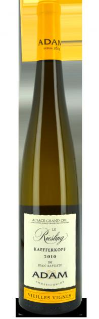 "Alsace Grand Cru Le Riesling Kaefferkopf ""Vieilles Vignes"" 2010"