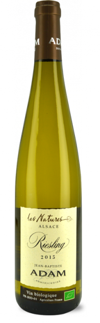 "Alsace Riesling ""Les Natures"" 2015"