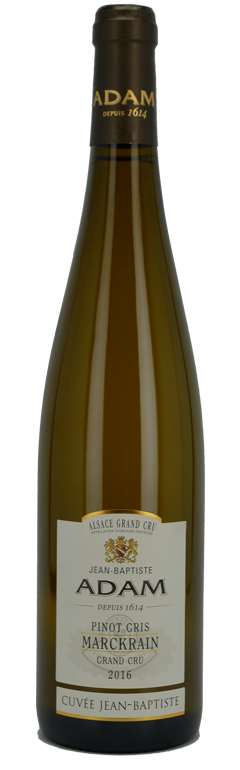 Colis n°3 - Le Pinot Gris Grand Cru Marckrain