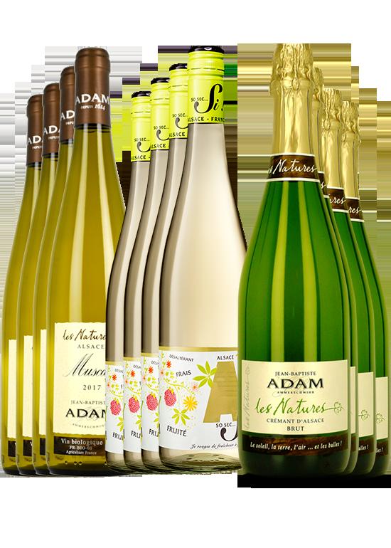 Spring package 12 bottles