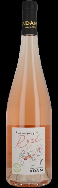 Rosé d'Alsace - À vos marques, prêts... Rosé !