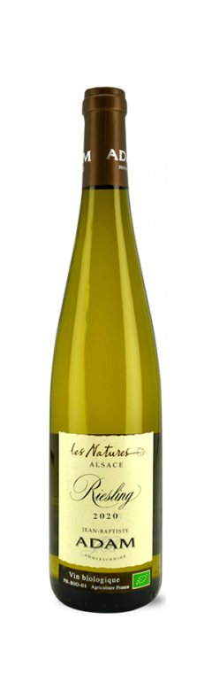 """Alsace Riesling """"Les Natures"""" 2020"""