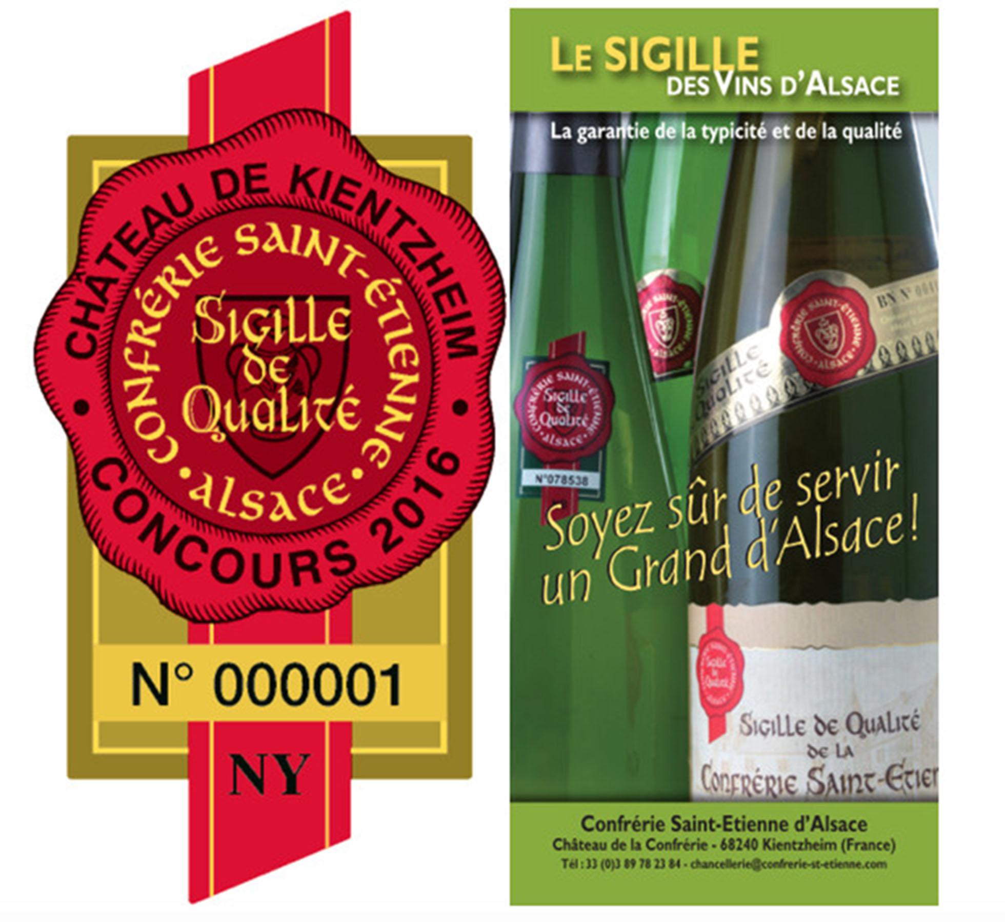 Parutions presse Sigille de la Confrérie St Etienne
