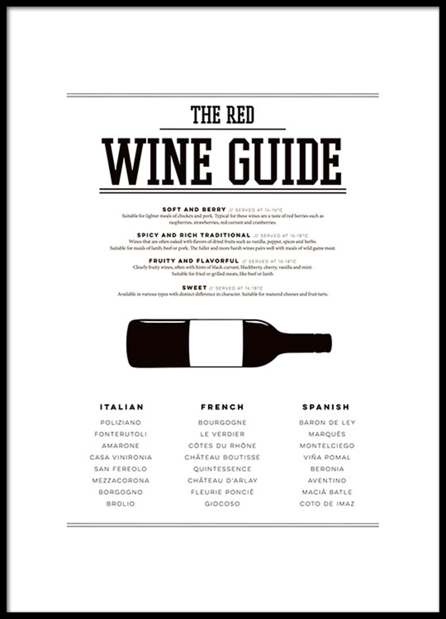 Parutions presse The wine guide