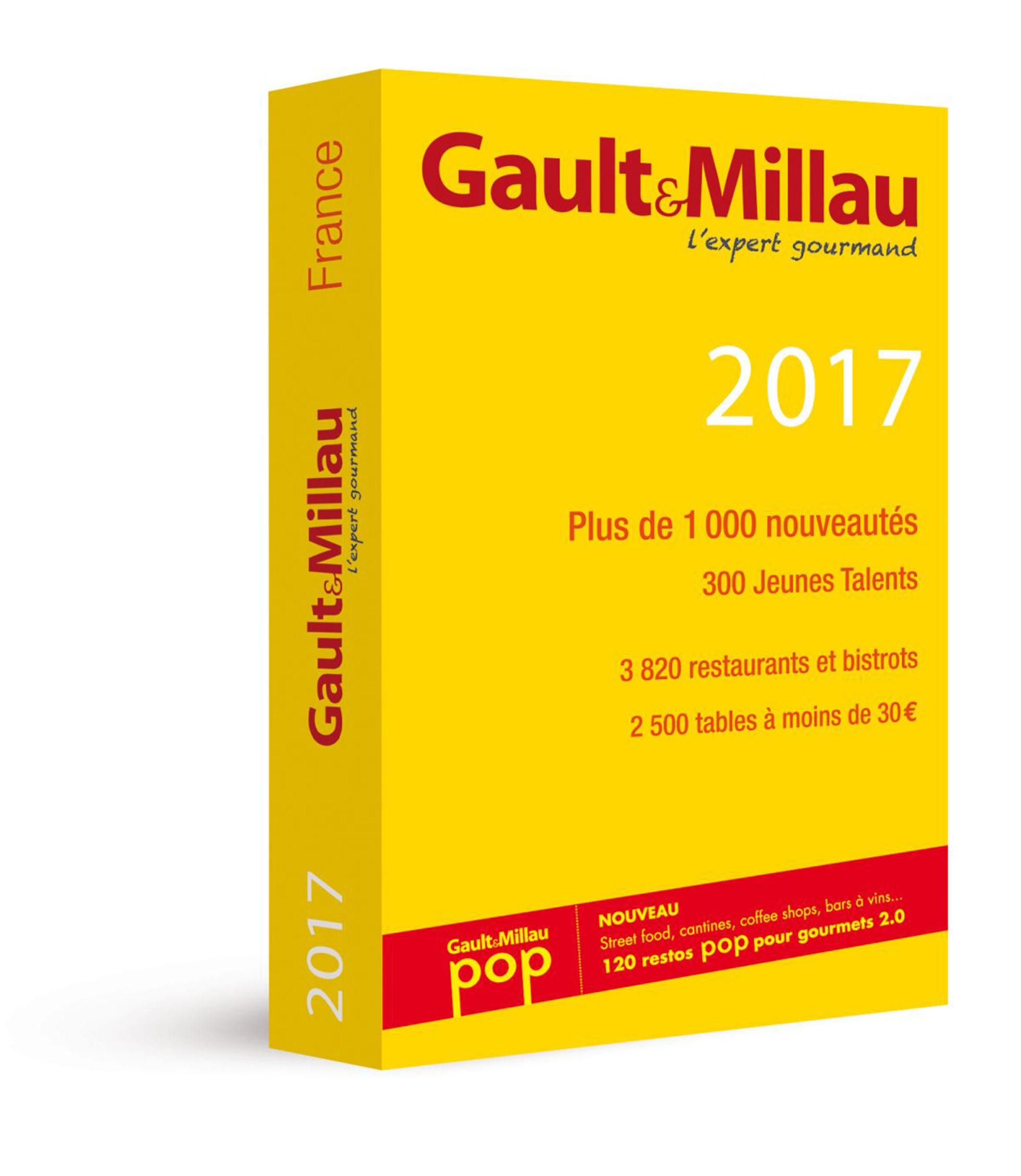 Gault et Millau - 2013