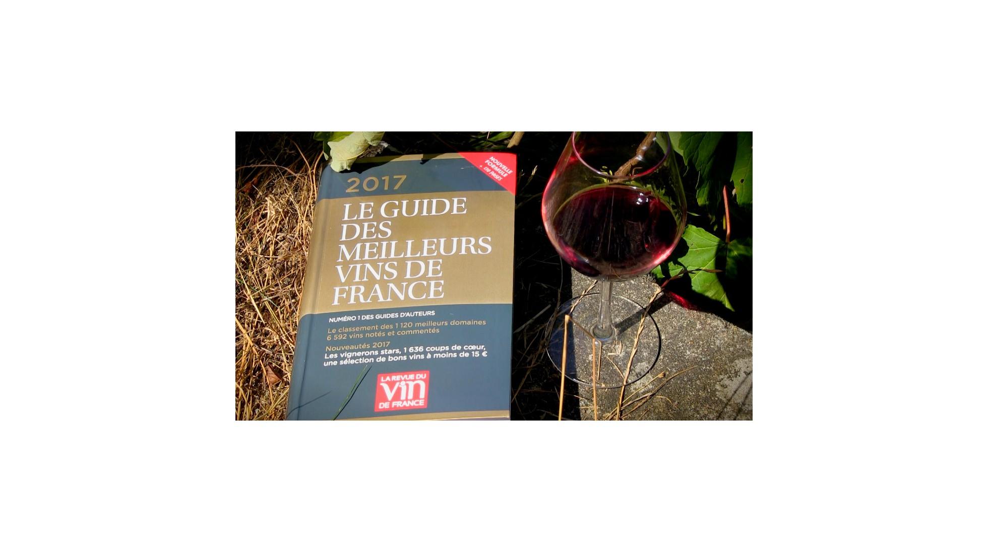Parutions presse Revue du vin de France